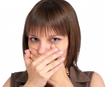 запах желчи изо рта