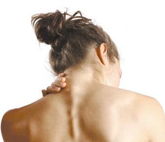 Если болит шея с боков