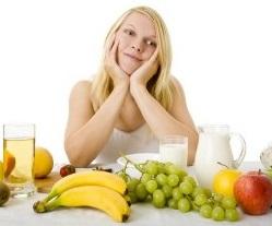 диета при выведении паразитов из организма