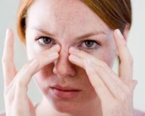 Гайморит у взрослых - симптомы и лечение в домашних условиях