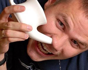 Промывание носа при гайморите в домашних условиях