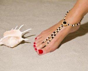 Натоптыши на пальцах ног, ступнях, подошве и пятке