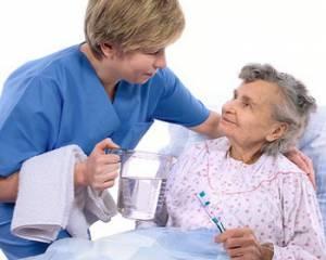 Пролежни у лежачих больных - лечение и профилактика