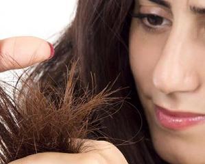 Секущиеся концы волос лечение