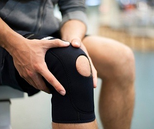 артроз коленного сустава симптомы и лечение фото
