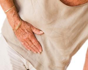 Перегиб желчного пузыря - симптомы и лечение